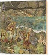 Twelve Stones Wood Print