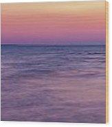Twilight - Square Canvas Wood Print by Matt Dobson