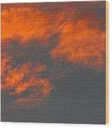 Twilight 3 Wood Print