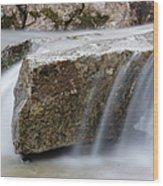 Twin Brook - Albany New Hampshire Usa Wood Print