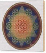 Twinkle Star Wood Print