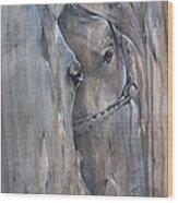 Two Wood Print