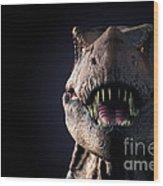 Tyrannosaurus Rex Wood Print