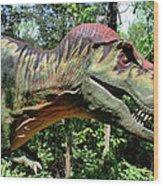 Tyrannosaurus Rex  T. Rex Wood Print