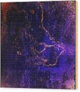 Tzadei Wood Print