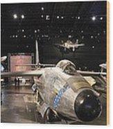 U S Air Force Museum Wood Print
