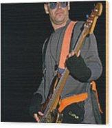 U2-adam-gp24 Wood Print