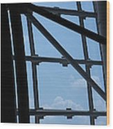 Udvar-hazy Center - Smithsonian National Air And Space Museum Annex - 1212103 Wood Print
