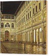 Uffizi Gallery Florence Italy Wood Print