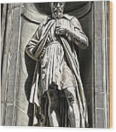 Uffizi Gallery - Michelangelo Buonarroti Wood Print