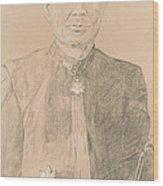 Ugaki Wood Print