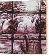 Ultimo Rincon Del Ser Wood Print