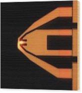 Ultrasharp Silicon Carbide Tip Wood Print