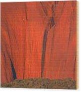 Uluru 2 Wood Print