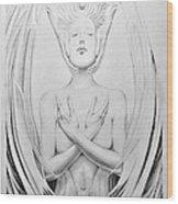 Unio Mystica Wood Print