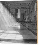 Union Station - Kansas City Wood Print