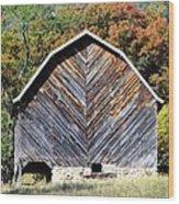 Unique Barn Wood Print