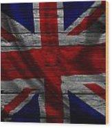 United Kingdom Wood Print
