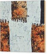Universi No. 1  Wood Print