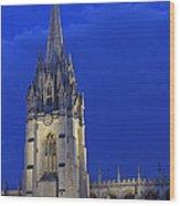 University Church Of St Mary The Virgin Wood Print
