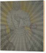 Unlimited Mercy Wood Print