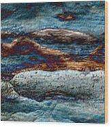 Untamed Sea 2 Wood Print