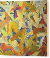 Untitled #20 Wood Print