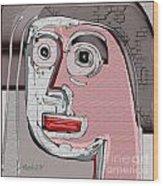 Untitled 223 Wood Print