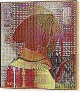 Untitled 248 Wood Print