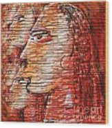 Untitled 288 Wood Print