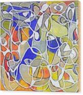 Untitled #30 Wood Print