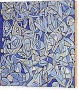 Untitled #32 Wood Print