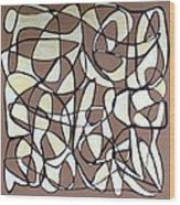 Untitled 44 Wood Print