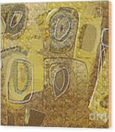 Untitled 513 Wood Print