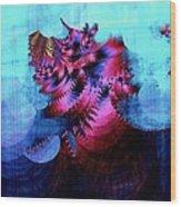 Untitled #54 Wood Print