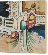 Untitled 940410 Wood Print