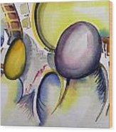 Untitled-960115 Wood Print
