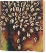 Untitled Floral Gift Wood Print