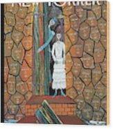 New Yorker January 25th, 2010 Wood Print