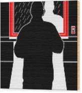 Untitled No.11 Wood Print