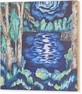 Untitled Wcs Wood Print