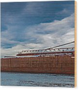 Upbound At Mission Point 2 Wood Print