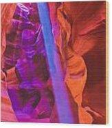 Upper Canyon 20 Wood Print