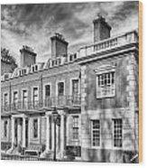 Upper Regents Street Wood Print