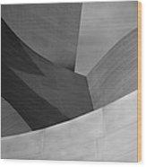 Urban Dunes 6 Wood Print