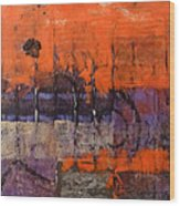 Urban Rust Wood Print