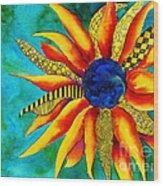 Urchin Wood Print