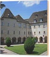 Ursulinen Convent - Macon Wood Print
