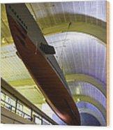 U.s. Submarine Museum 4 Wood Print