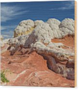 Usa, Arizona, Vermilion Cliffs National Wood Print